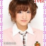 【AKB総選挙2013第10位】宮澤佐江のボーイッシュな画像でパズル!