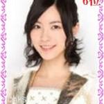 【AKB総選挙2013第6位】松井珠理奈のフレッシュな画像で電脳パズル!