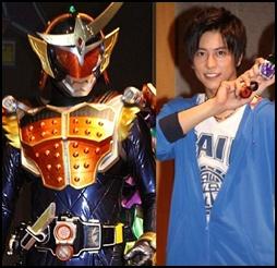 仮面ライダー鎧武、佐野岳に双子の弟?